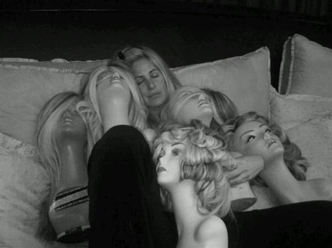 Kim Zolciak Denies Fueling Kandi Burruss Lesbian Rumors