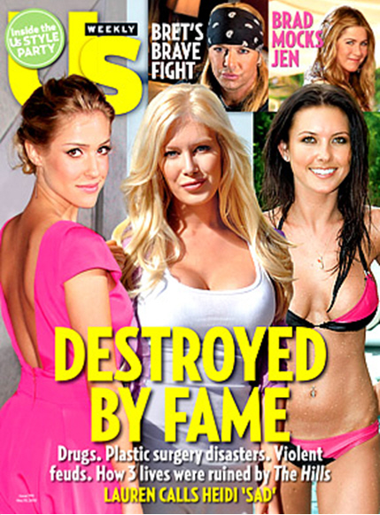 Cele|bitchy | Us Weekly: Heidi Montag addicted to painkillers, fame