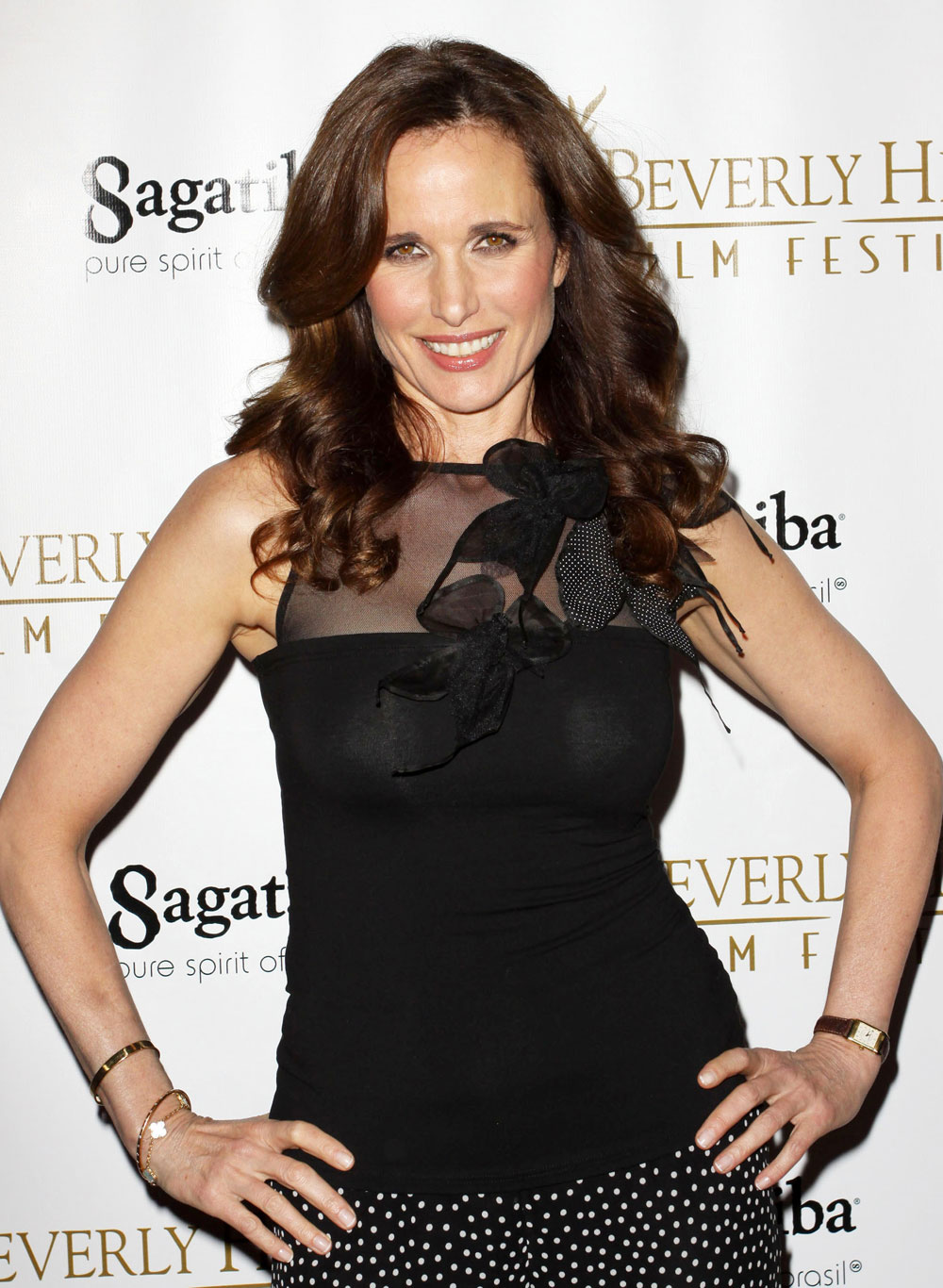 andie macdowell now