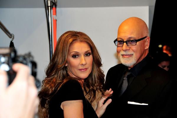 Rene Angelil, Celine Dion