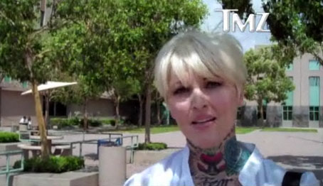 Jesse James and his porn star ex, Janine Lindemulder, have reached a custody ...