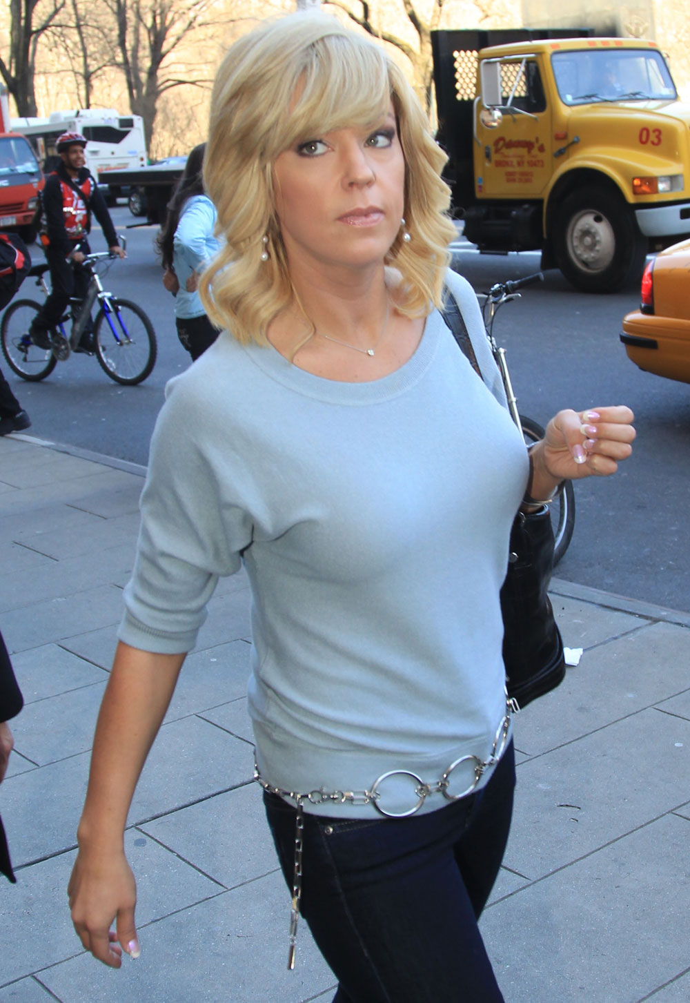 Cele Bitchy Kate Gosselin Couldn T Hack Camping With
