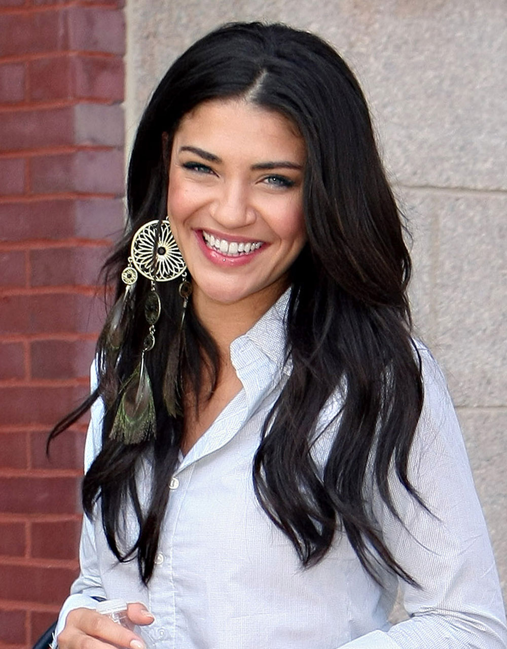 Cele|bitchy | Jessica Szohr: 'when you're coming up ...