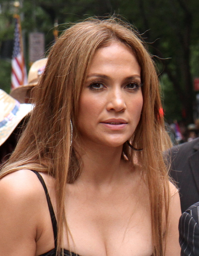 one Ms. Jennifer Lopez,
