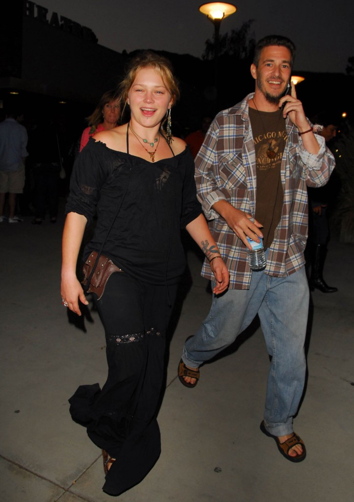 celebitchy crystal bowersox got married over the weekend