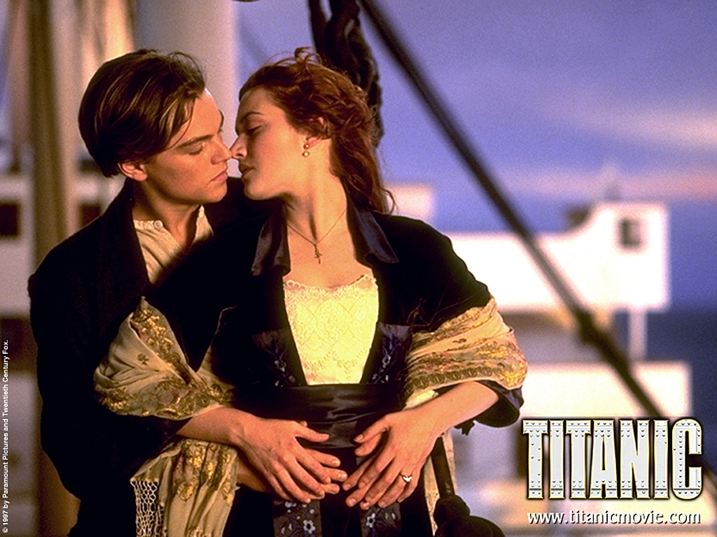 you go see the Titanic and