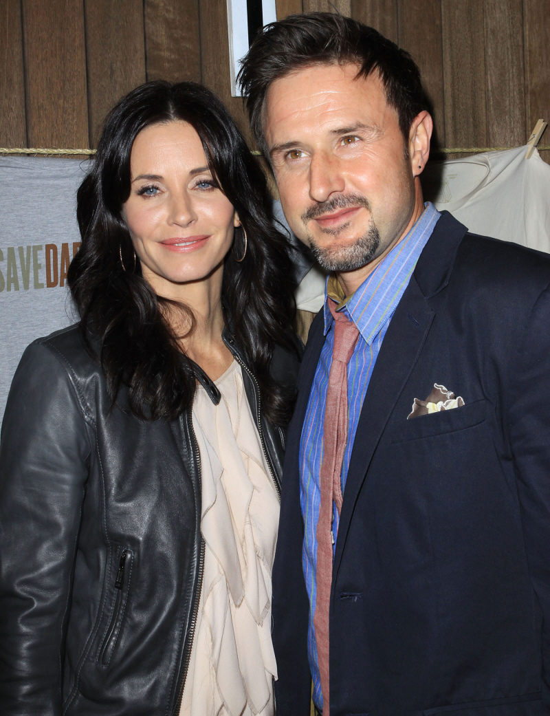 David Arquette dating kim
