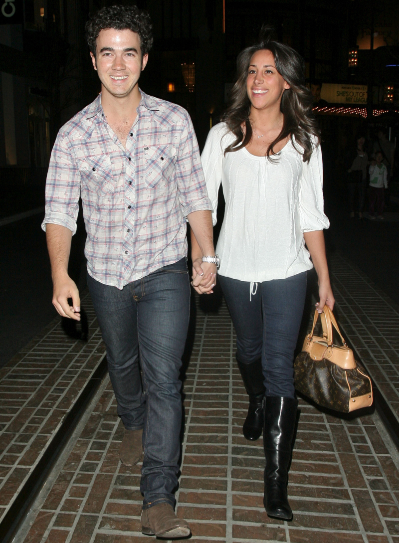 Danielle Deleasa Nose Before And After Kevin jonas will soon prove to