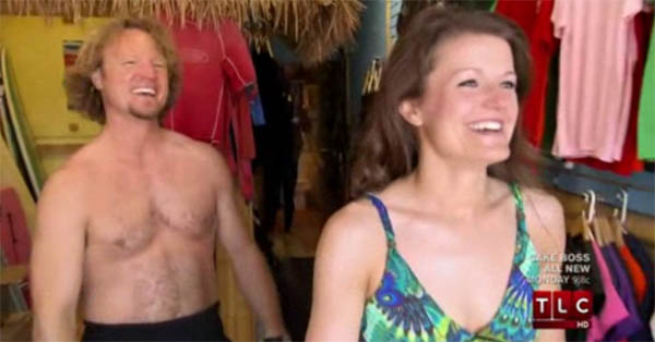sisterwives_surfinglesson