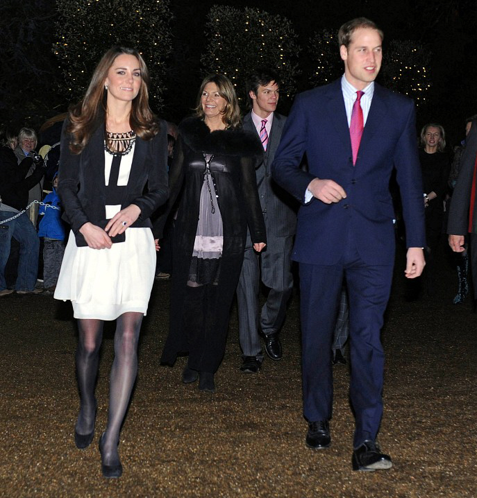 prince william and kate middleton engagement announcement. Well, yesterday Prince William