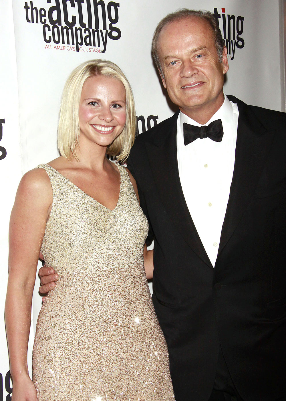 cele bitchy kelsey grammer is officially engaged to his new girlfriend amp he s not even