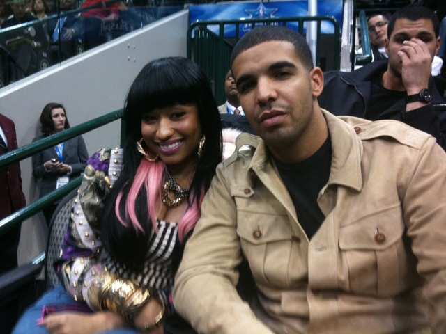 drake and nicki minaj dating married But the funniest part of drake's speech actually had nothing to do with drake it was all nicki minaj drake must've seen nicki's face and dating video.