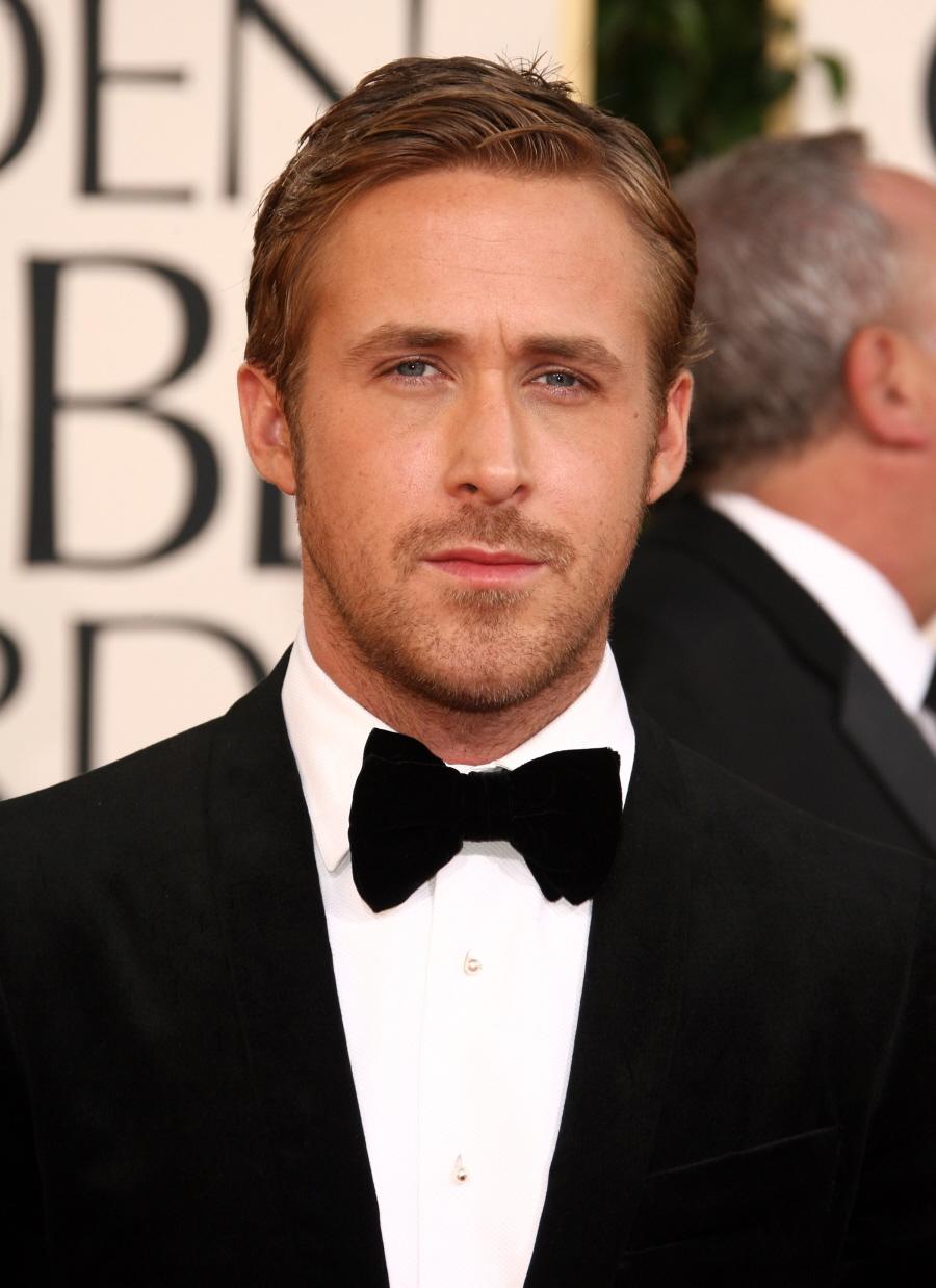 """Ryan Gosling Christian Bale Steve Carell Cover New York: Hot Guy Golden Globes: Ryan Gosling & """"the"""