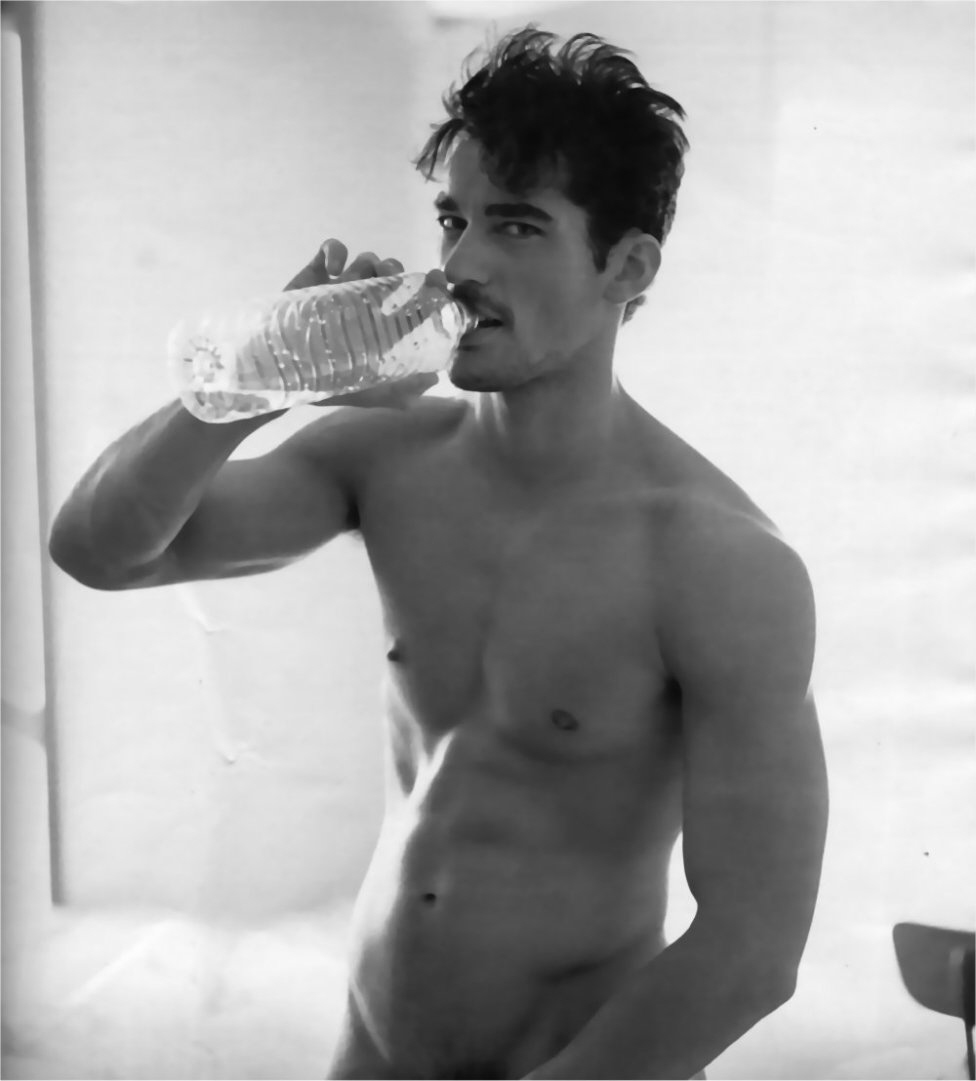 """David Gandy: Male models are """"the lowest of the low"""" on the ..."""