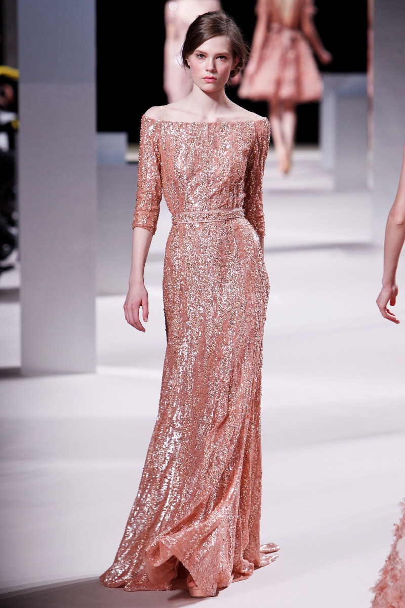 Cele bitchy elie saab s spring summer line who will be for To have and to haute dress