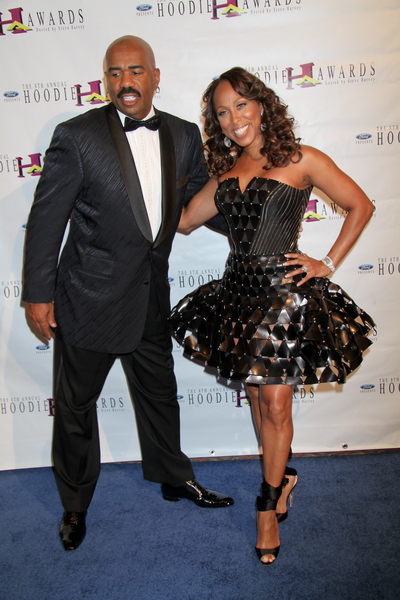 Steve Harvey Wife Marjorie Age