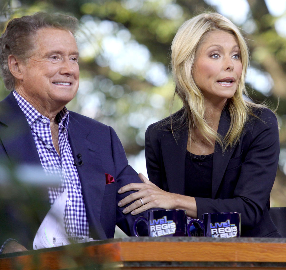 Kelly Ripa retiring