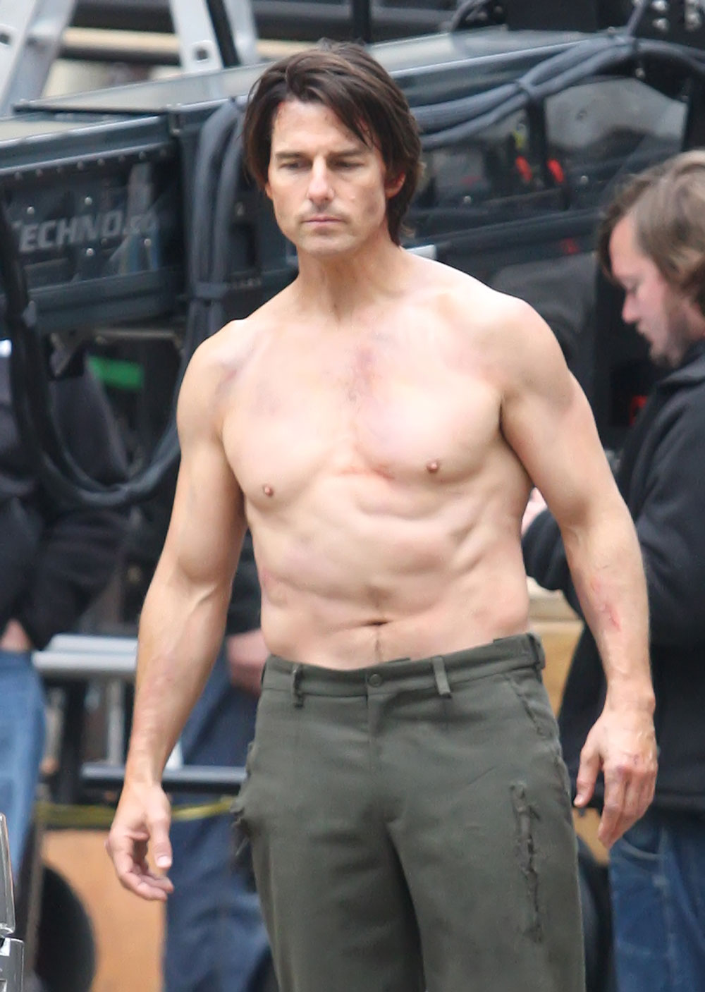 Том круз фото голый