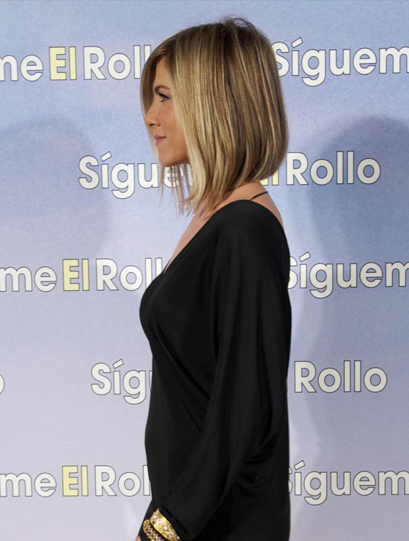 Cele|bitchy | Jennifer Aniston's hair stylist talks about the Julie