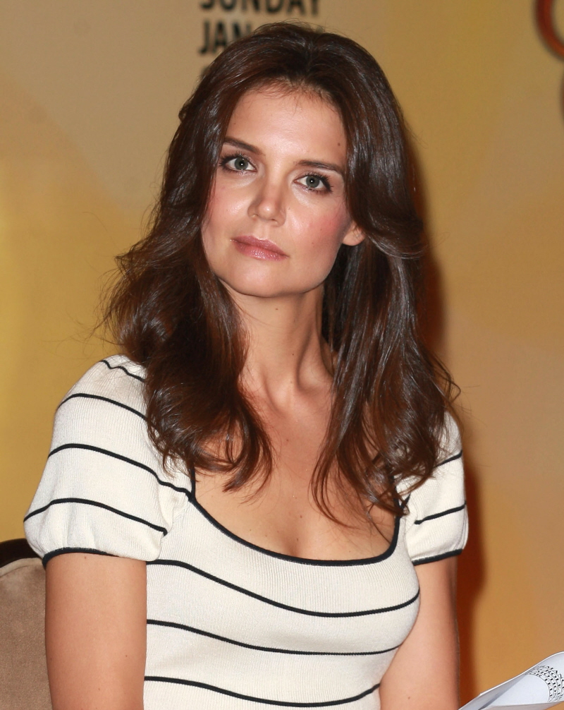 Young katie holmes tom cruise bought katie holmes
