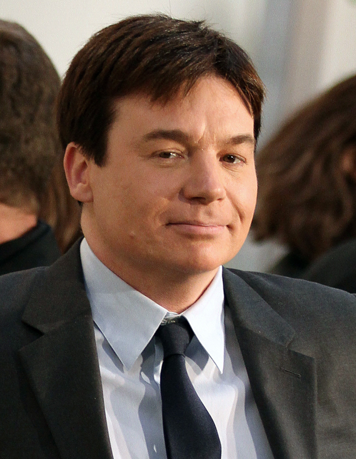 mike myers 2015