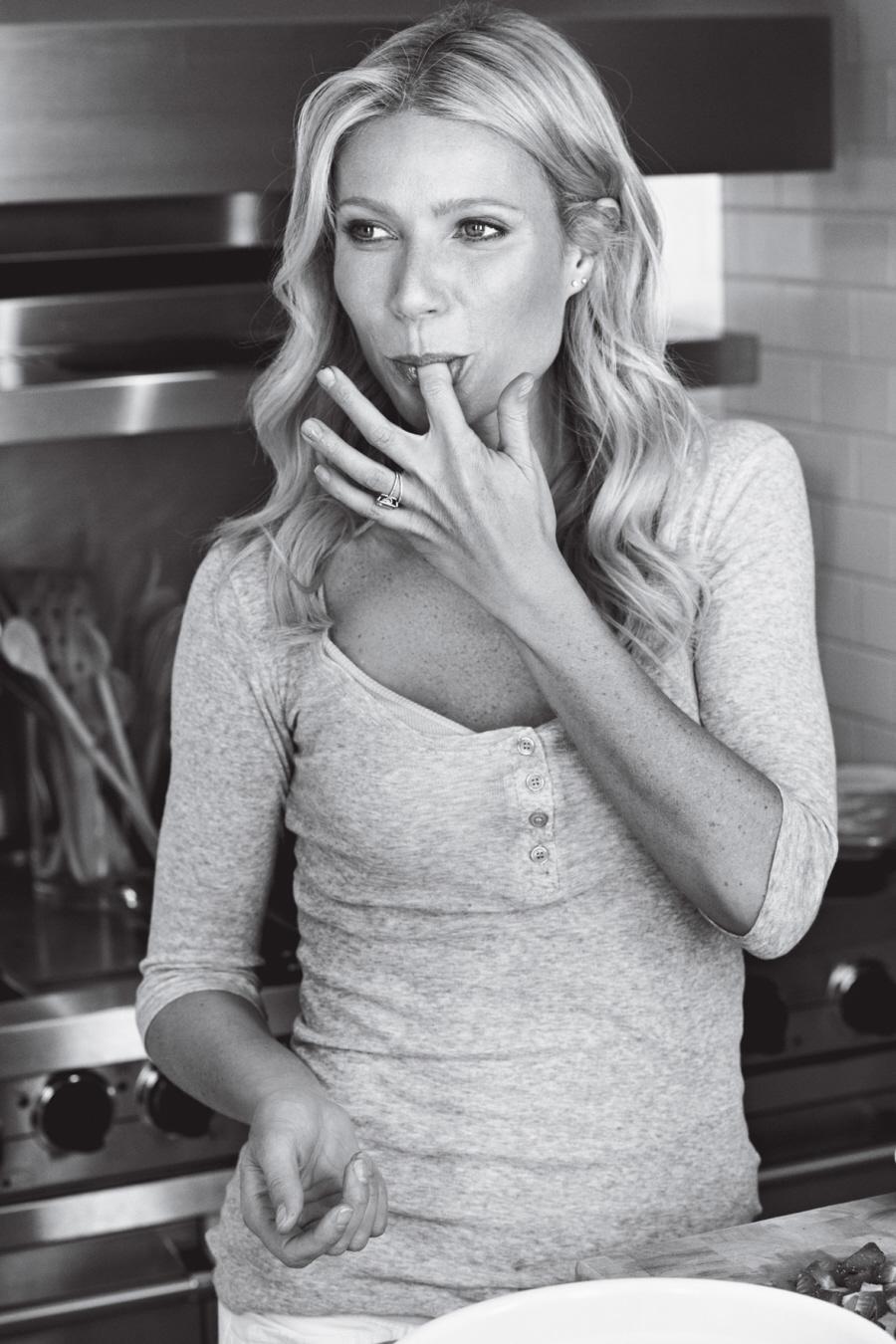 Gwyneth Paltrow Bon Ap... Gwyneth Paltrow Goop