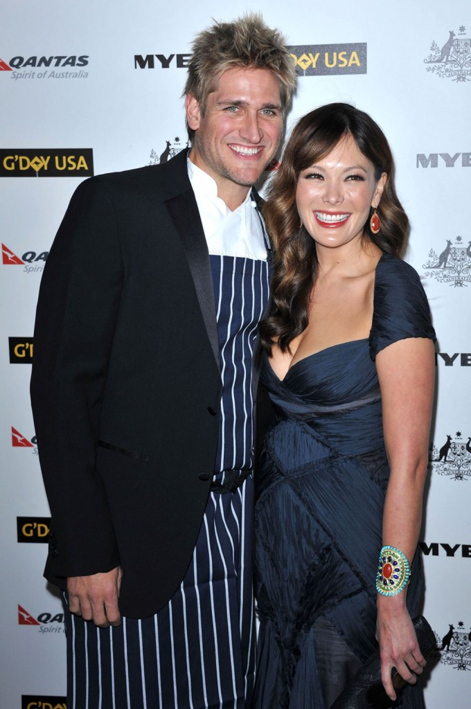 curtis stone lindsay price 2011. Lindsay Price and celebrity