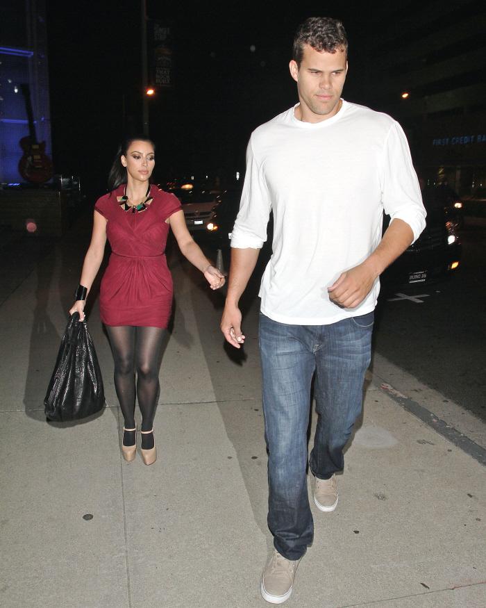 Kim Kardashian Kris Humphries Height Difference | www ...