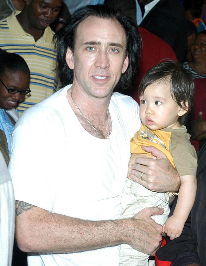 Nicolas Cage And Alice Kim Son   www.imgkid.com - The ...