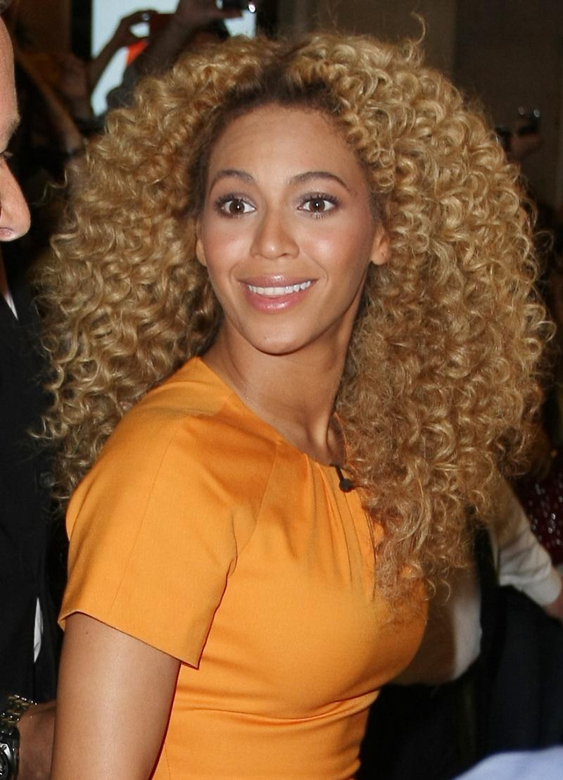 Beyonce no weave 2013