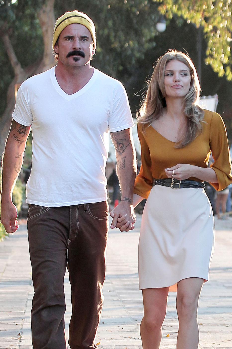 64064pcn mccord17Dominic Purcell And Annalynne Mccord