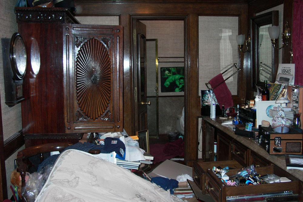 лучшие фото спальни майкла джексона умного