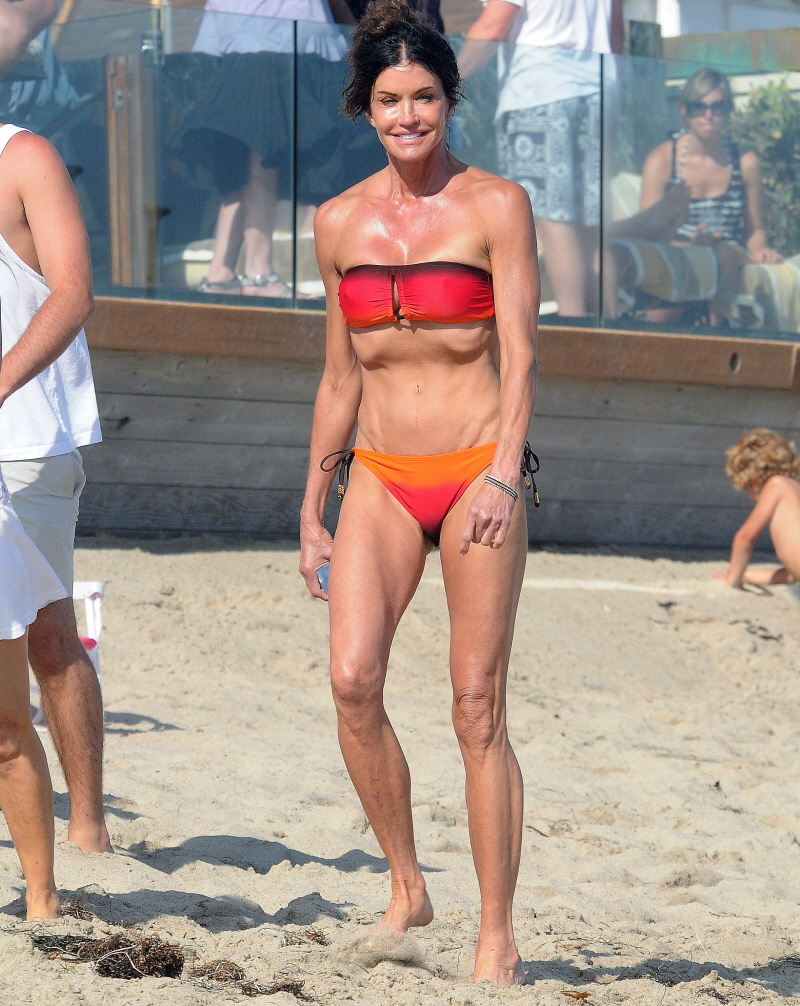 Janice Dickinson Out In Malibu Page 3