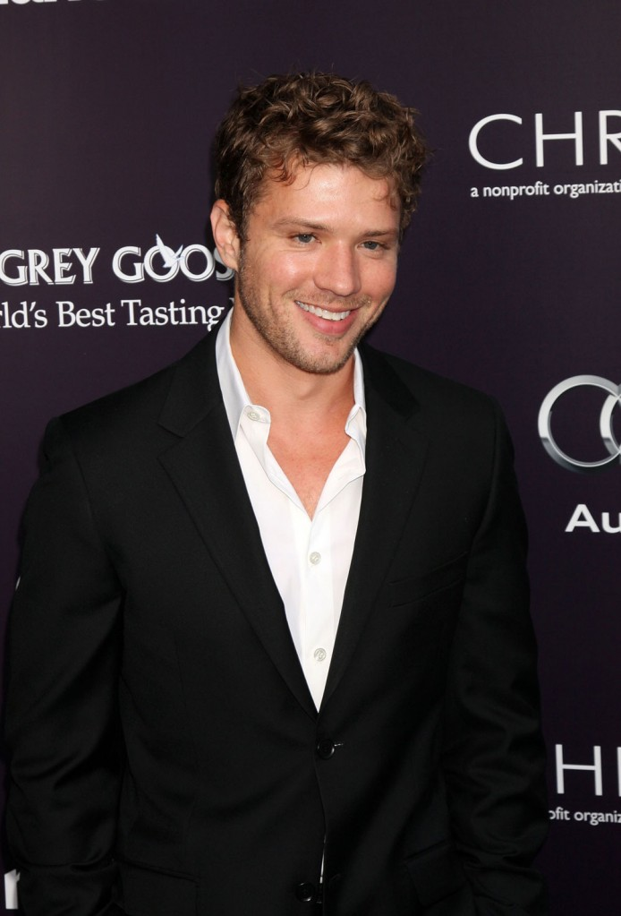 Cele|bitchy | Ryan Phillippe was by his ex girlfriend's ... Ryan Phillippe Politics
