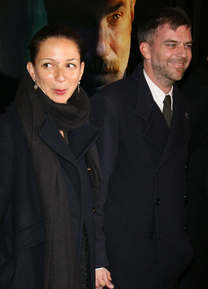 how did paul thomas anderson and maya rudolph meet