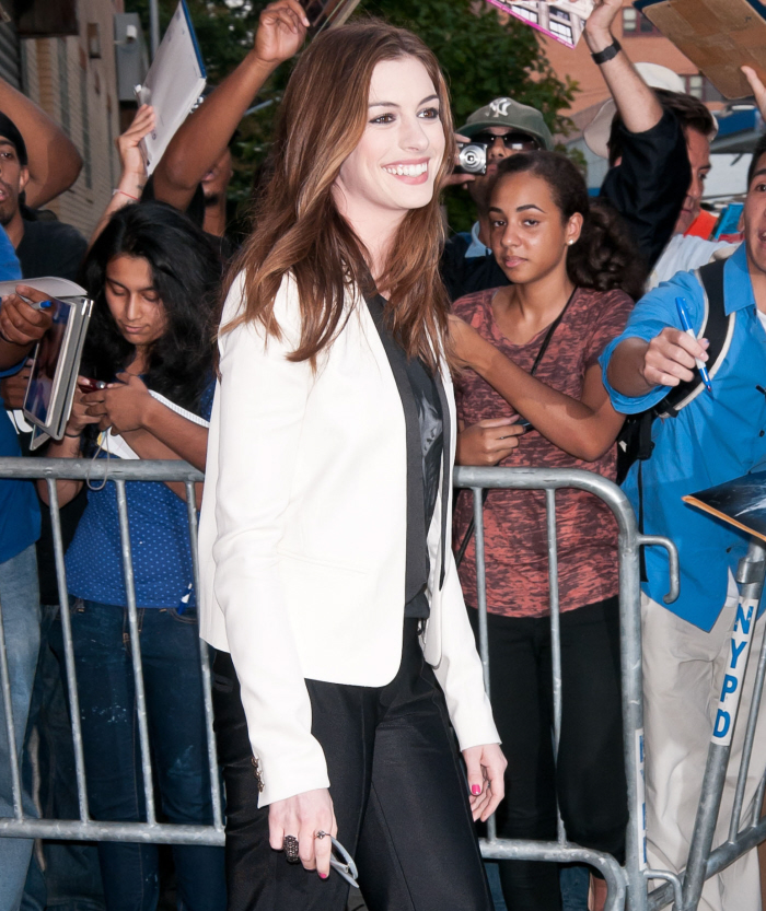 'One Day' Review: Anne Hathaway's Accent