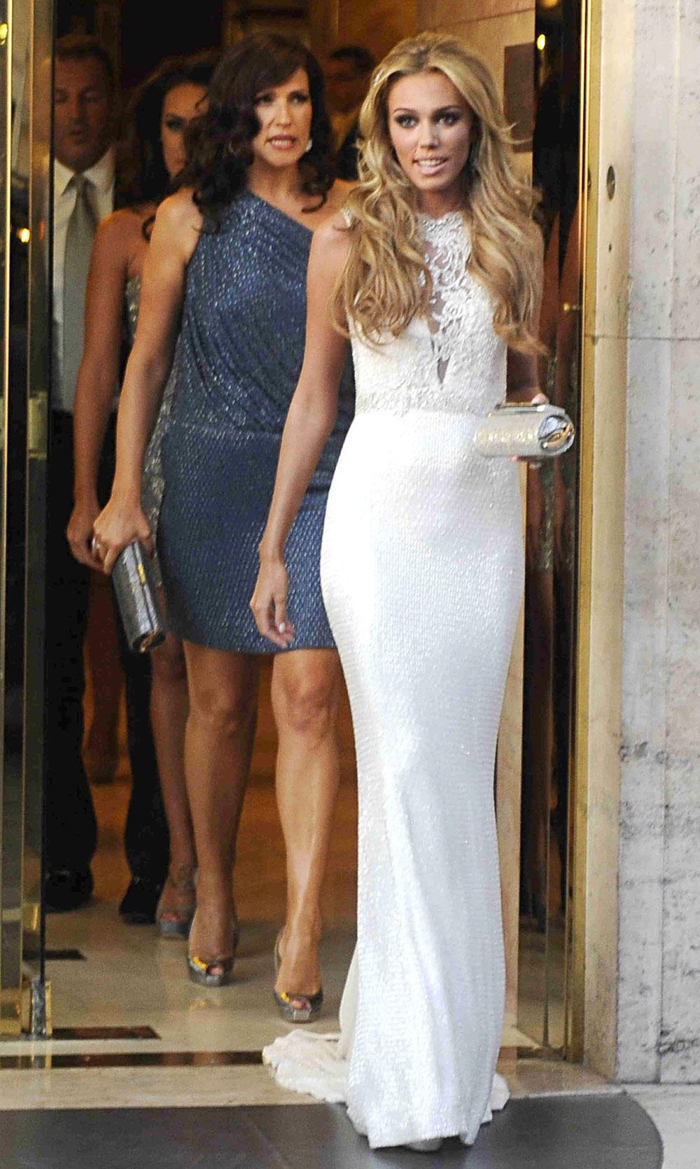 Petra Ecclestone Wedding Gown Related Keywords