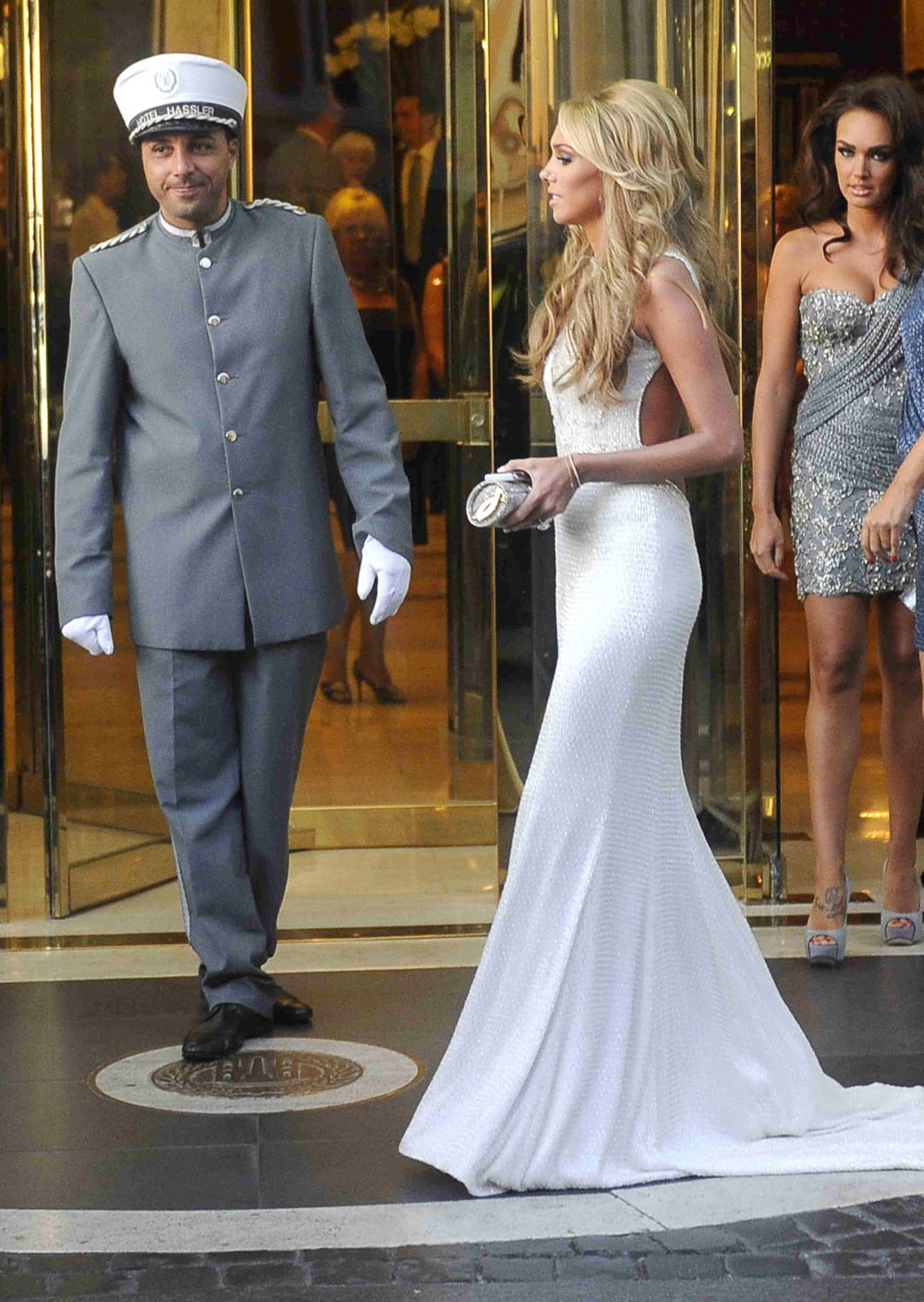 Cele|bitchy | Petra Ecclestone marries in a $6.5 million ...