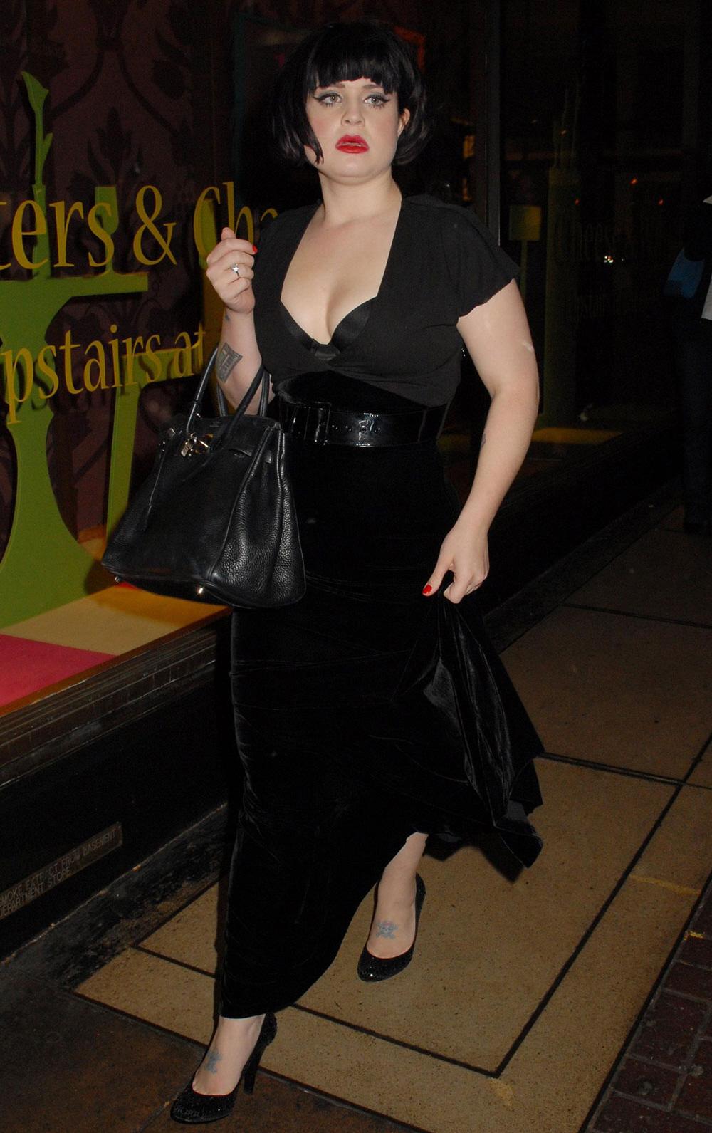 Kelly Osbourne Fat Cele|bitchy | ke...