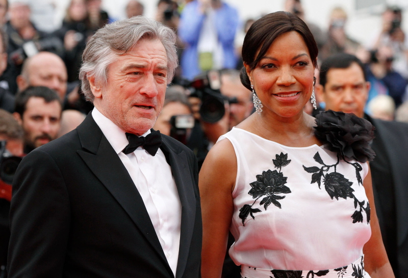 Robert DeNiro, 68, And Wife Grace, 56, Welcome Daughter ...