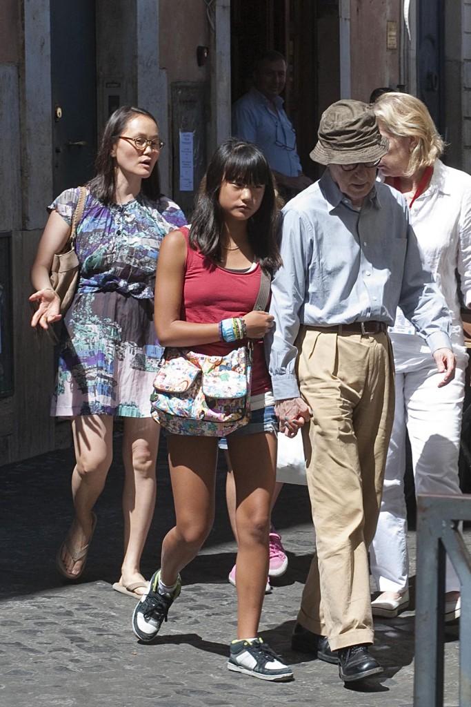 Woody Allen Ronan Farrow