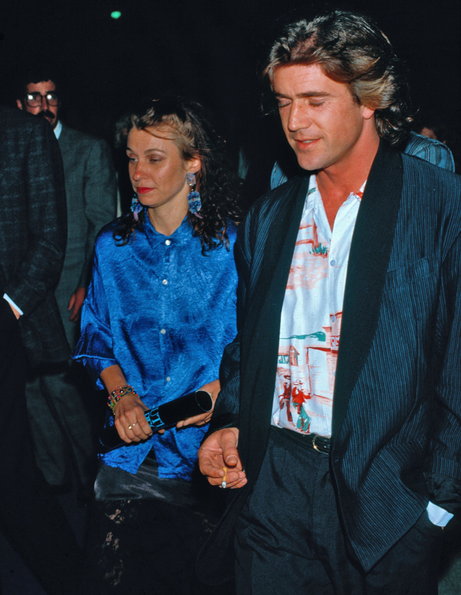 Cele Bitchy Mel Gibson S Divorce Finalized Robyn Gibson