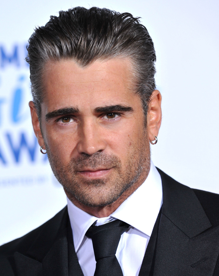 Cele|bitchy | Colin Farrell gets even sexier, wins award