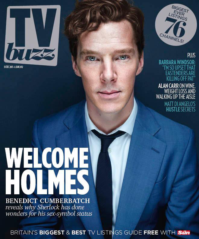 Cele|bitchy | Nerd implosion: Benedict Cumberbatch joins ... Benedict Cumberbatch Tv