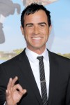 Jennifer Aniston denies getting with Justin Theroux during filming of