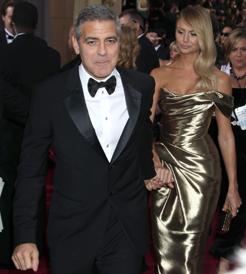 """George Clooney Was """"secretly Horrified"""" With"""