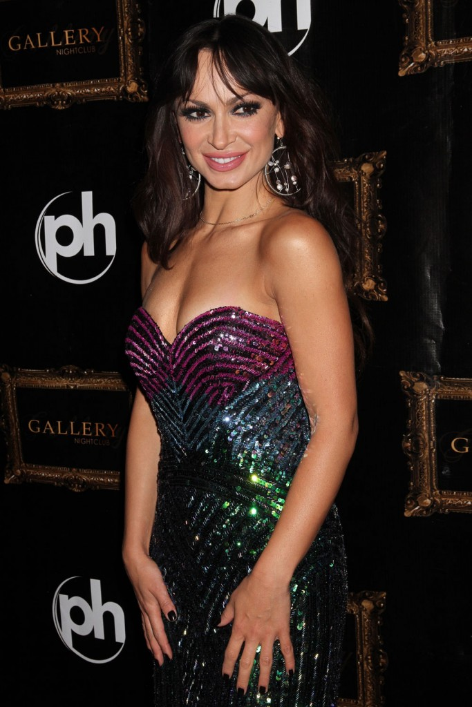 Karina Smirnoff Splits with Jason Adelman Engagement Over