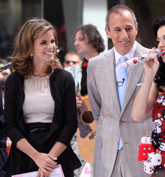 Natalie morales and husband joe rhodes are happy in for Natalie morales and matt lauer affair