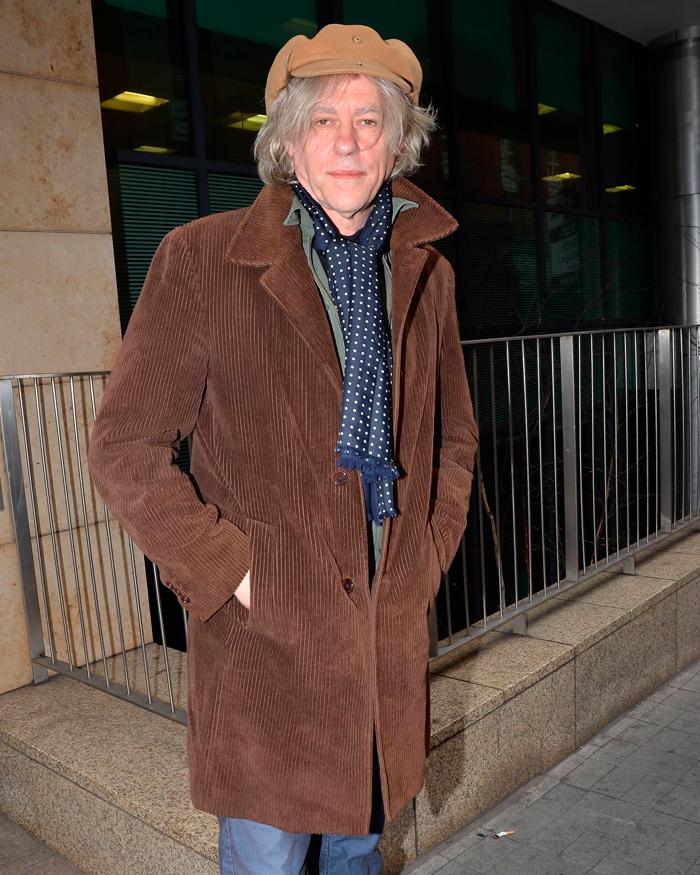 Bob Geldof Peaches Geldof