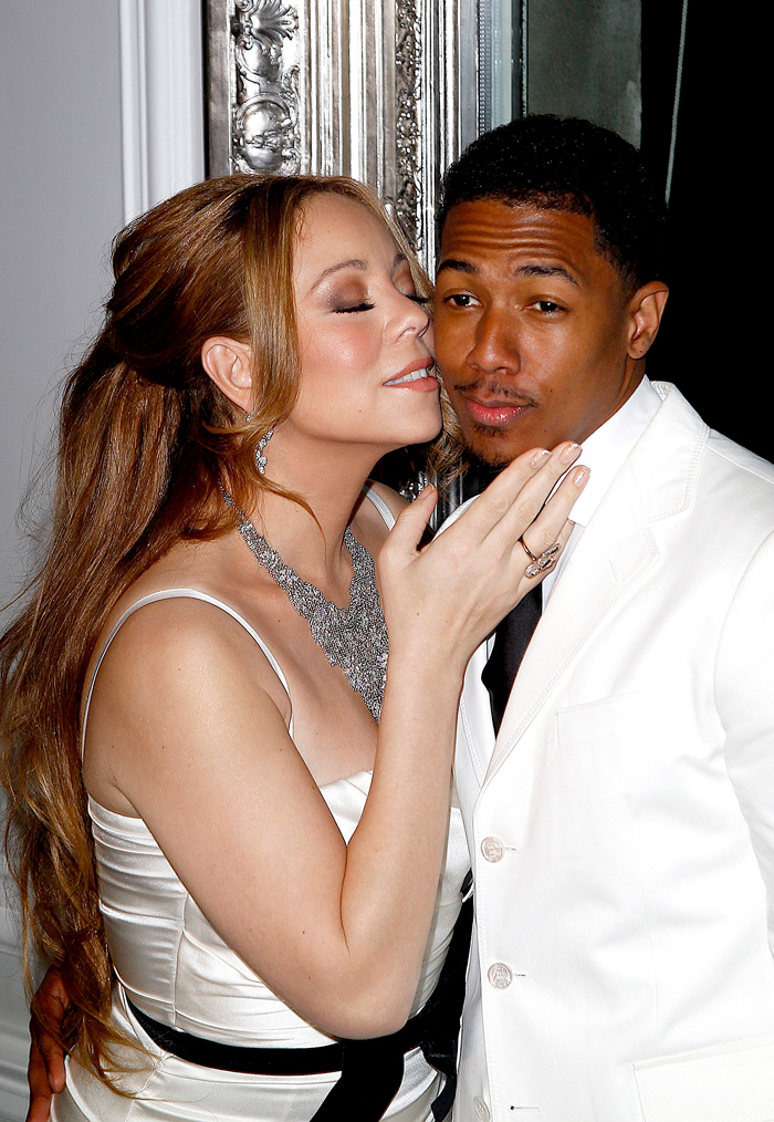 Mariah Carey Nick Cannon